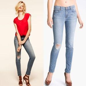 J Brand Tulum Skinny Jeans